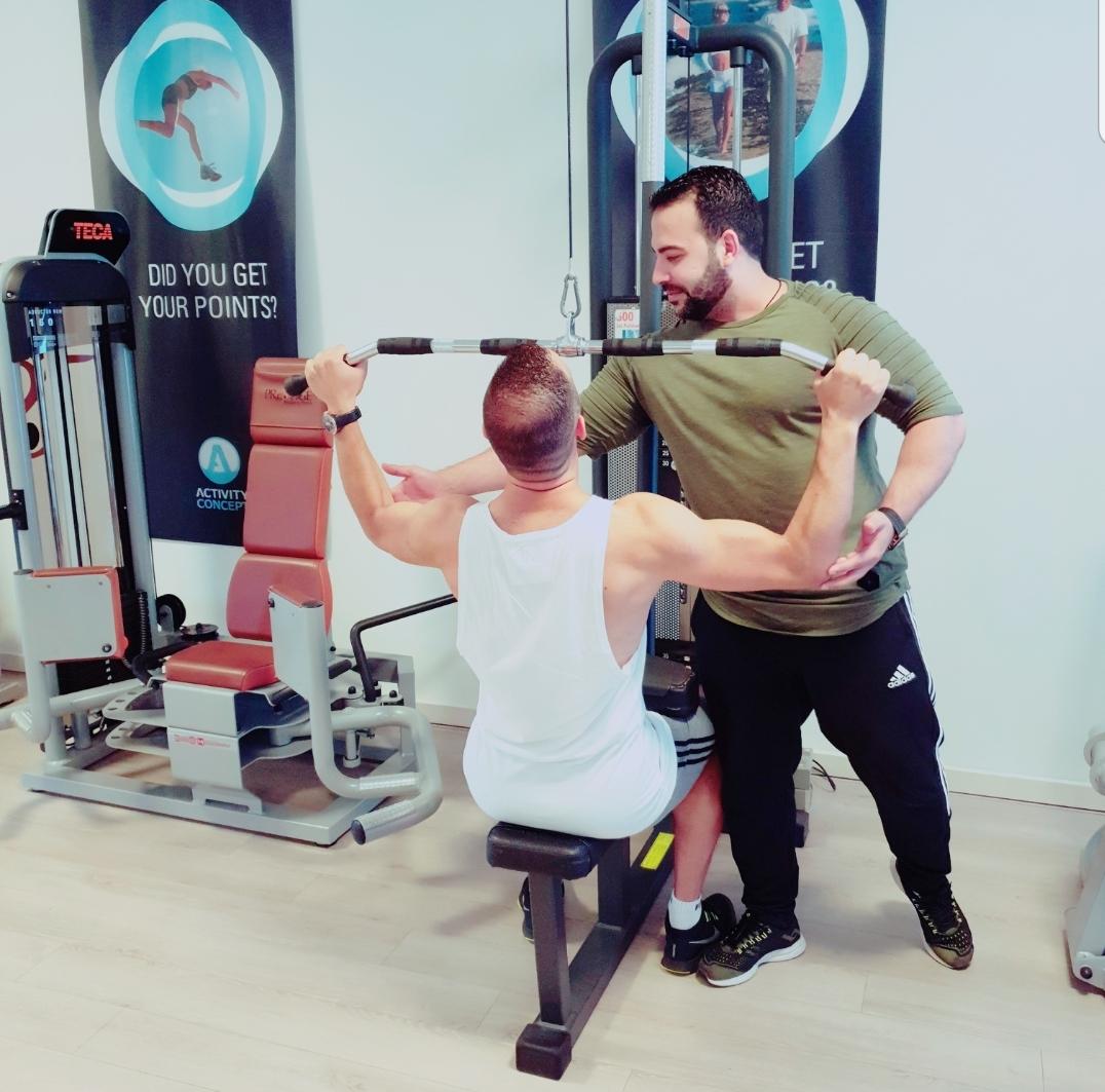 Dating uw CrossFit coach